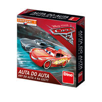 Hra Cars 3: Auta do auta