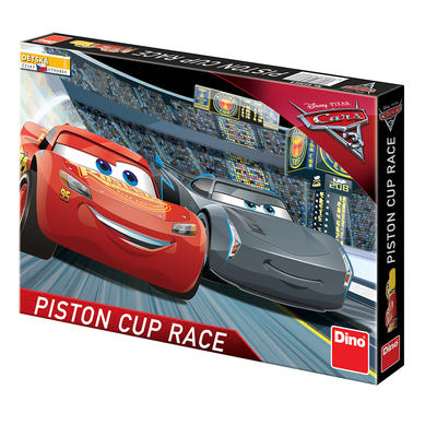 CARS 3: PISTON CUP RACE  - 1