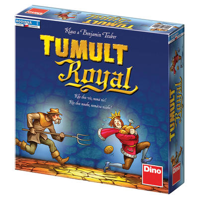 TUMULT ROYAL - 1